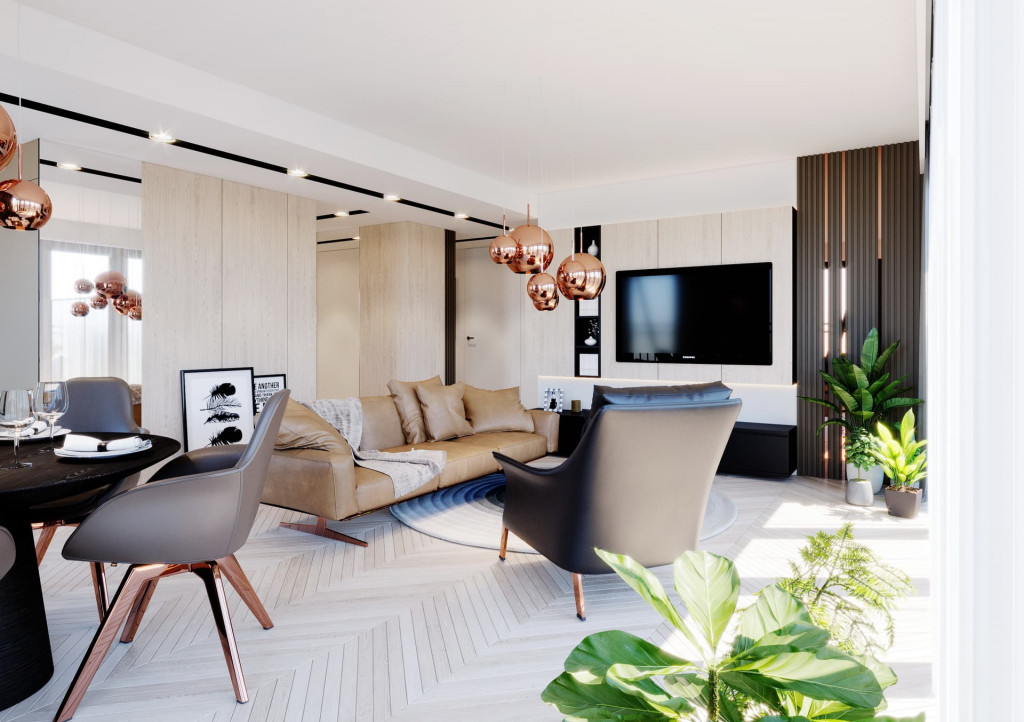 Mieszkanie z charakterem – Browar Kleparz