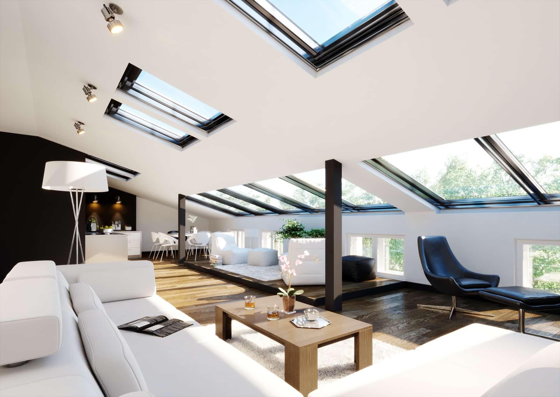 Mieszkanie na poddaszu – Straszewskiego